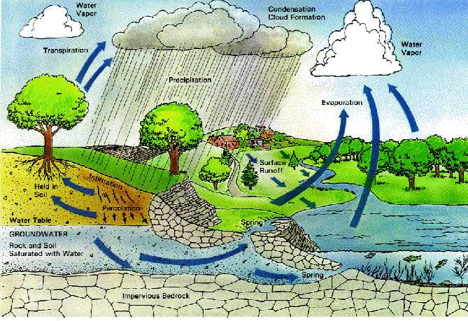 Episode 33: Hydrological Cycle and what to do about it ...